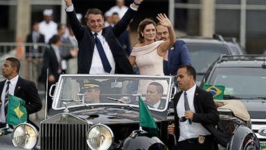 9bff21e139 Bolsonaros face questions in Brazil over corruption probe