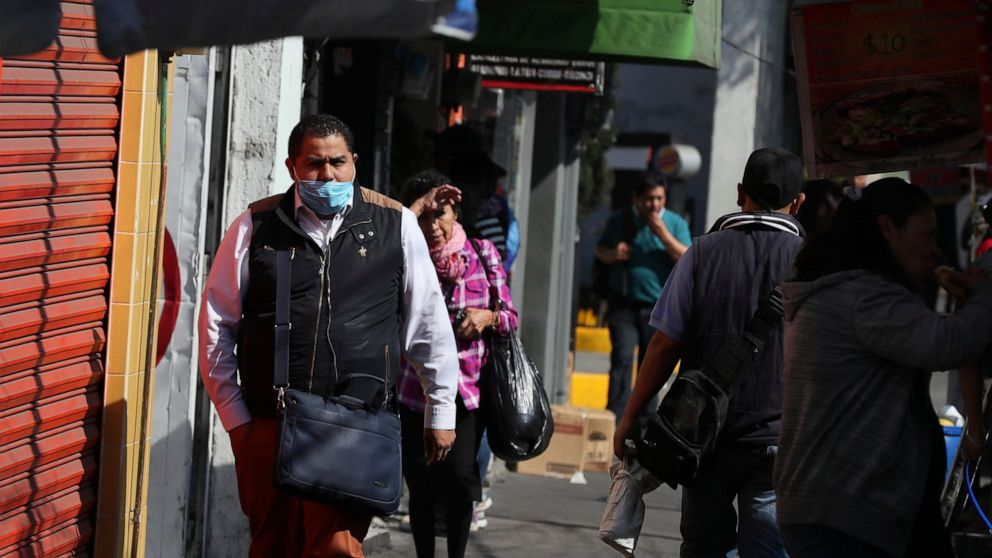 Image result for Confirmed coronavirus cases in Mexico rise to more than 200Mexico's health ministry said on Friday that confirmed coronavirus cases in the country now