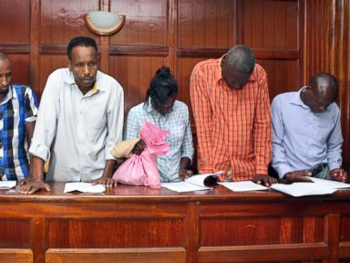Kenya court orders 6 suspects held over Nairobi hotel attack