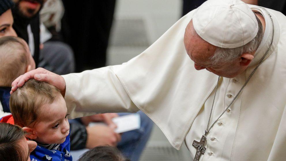 Papst Amazon-Dokument, aufgrund Mittwoch inmitten verheiratete Priester Zeile