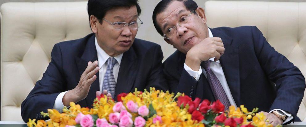 Hun Sen, Thonloun Sisoulith