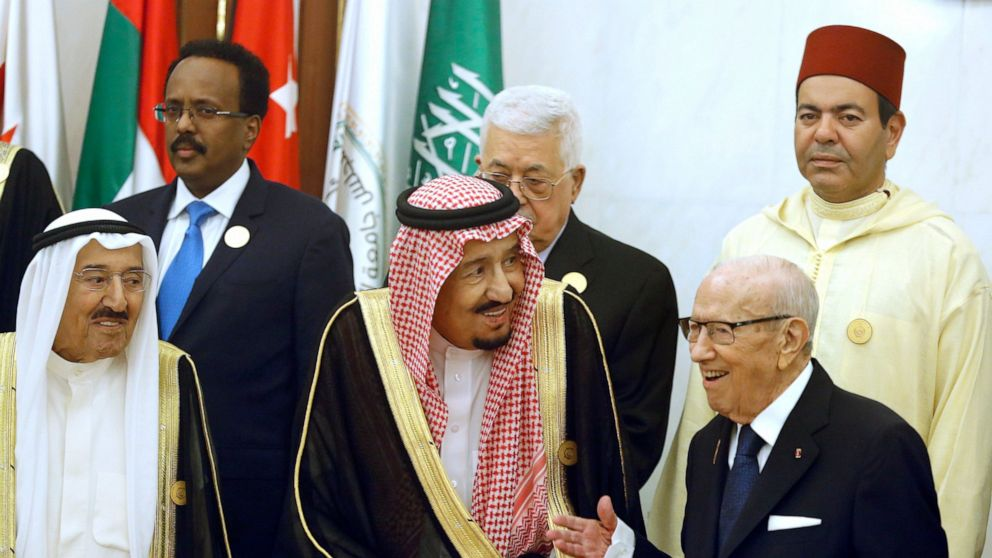 Saudi King Salman urges international effort to thwart Iran