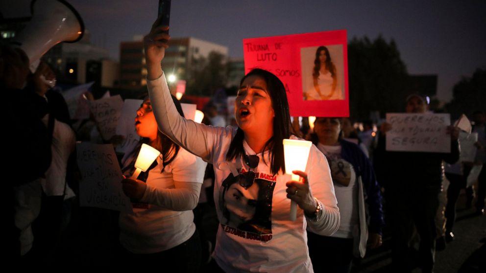 Θανάτωση 7-year-old κορίτσι stokes οργή στο Μεξικό