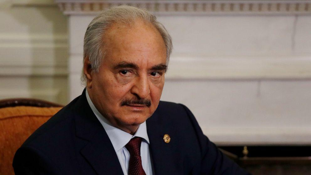 ABC News Libya's east-based commander promises end of oil blockade thumbnail