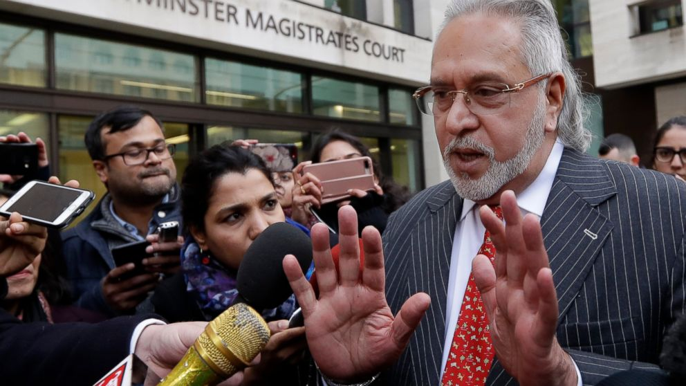 Image result for vijay mallya with his dad