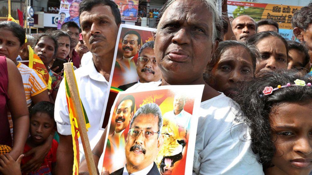 Sri Lanka attacks boost feared ex-official's bid for power