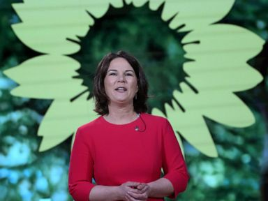Germany's Greens endorse 40-year-old lawmaker for chancellor