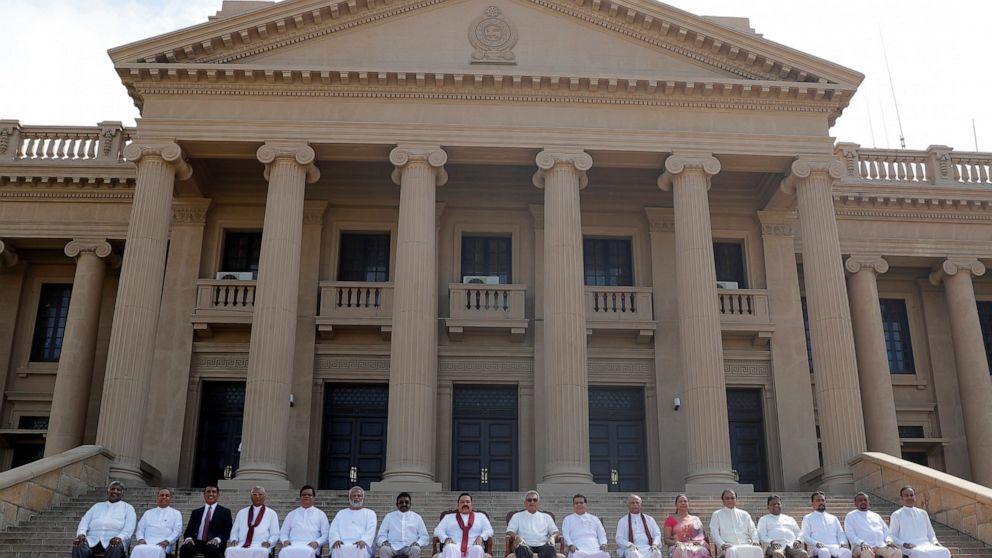 sri lanka u2019s new government announces tax cuts