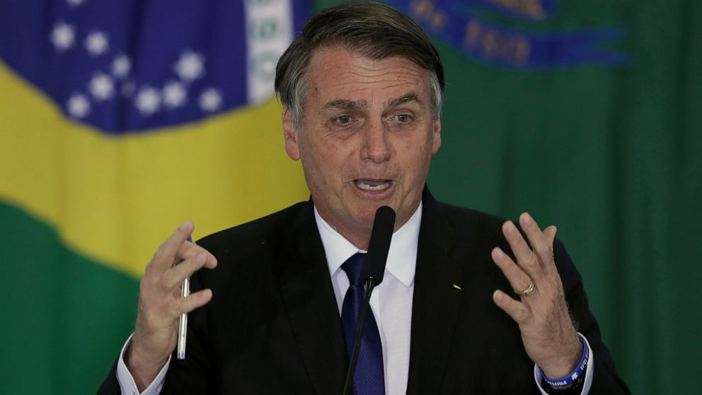 Brazil cancels another UN climate change event