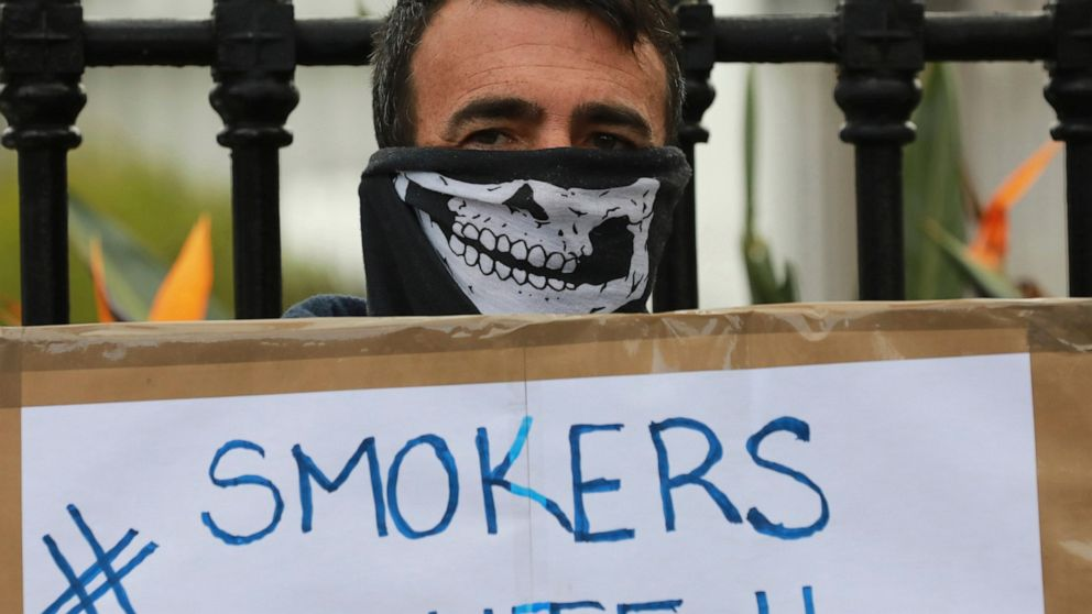 Ban offers tobacco unlawful drug standing in South Africa thumbnail