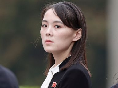 Kim's sister: NKorea willing to talk if Seoul shows respect
