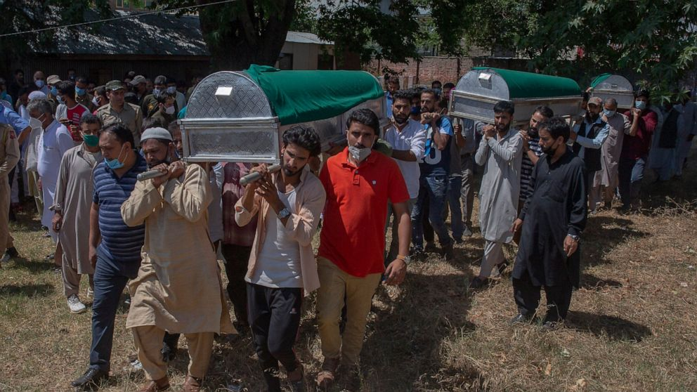 Pro-India leader, 2 family members killed in Kashmir