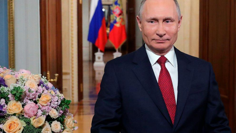 Putin sichert änderung erlaubte ihm, an der macht zu bleiben