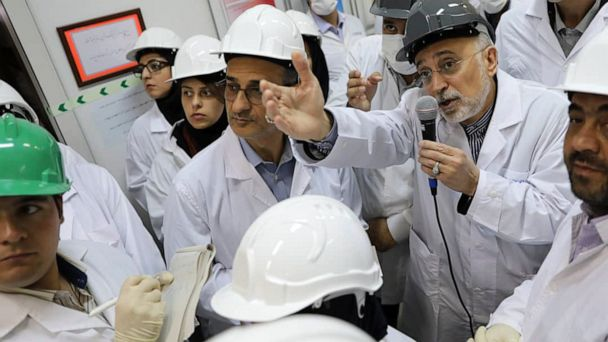 Iran to fuel centrifuges in new step away from nuclear deal