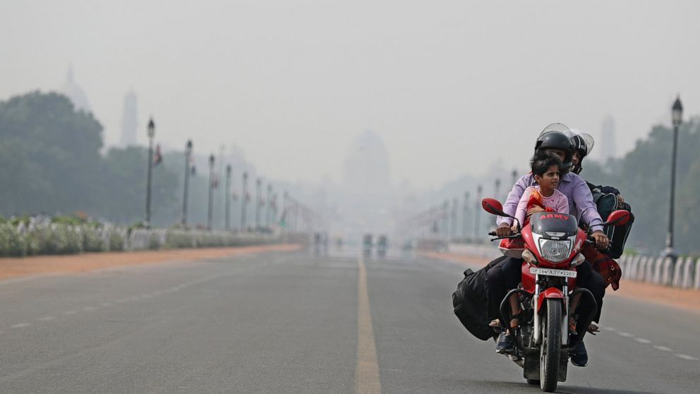 22 farmers arrested in India for causing air pollution