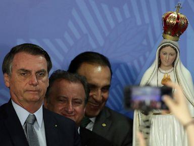 Amid early struggles Bolsonaros supporters call for demos