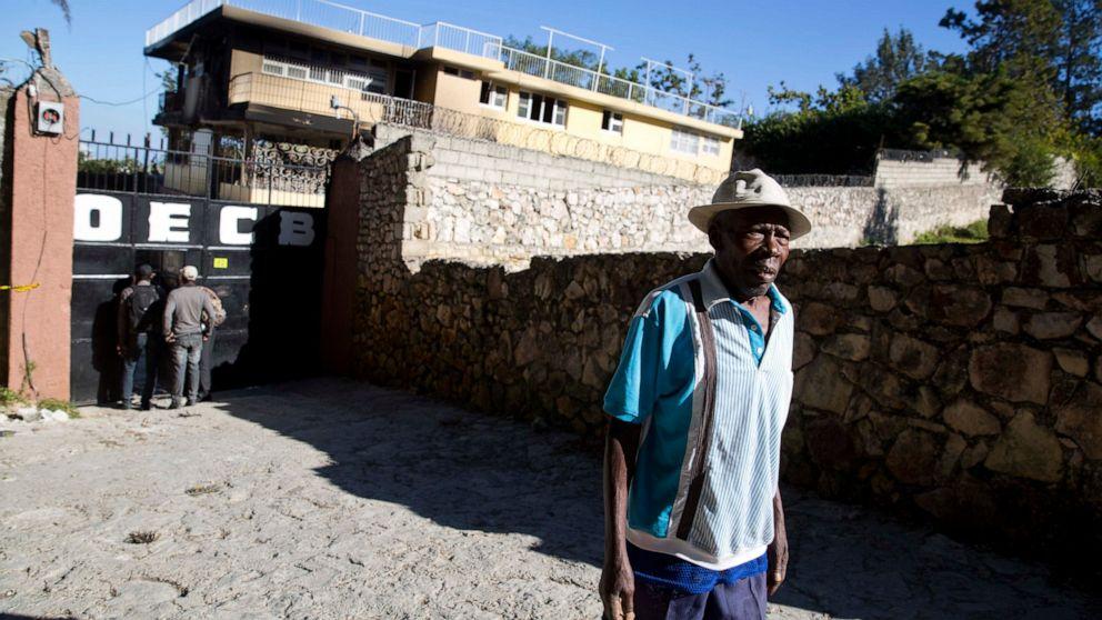 Kin seek information on missing kids after orphanage fire