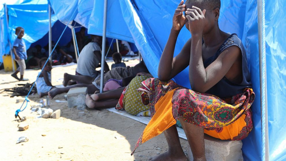 Cholera kills two in cyclone-hit Mozambique