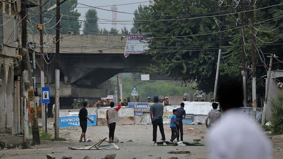 Curfew to be eased in Kashmir's main city for Friday prayers - ABC News