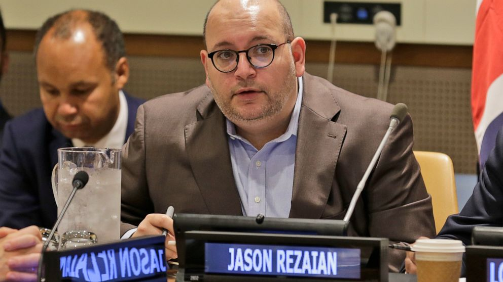 US-Richter Auszeichnungen $180M zum Post-reporter gehalten von Iran, Familie