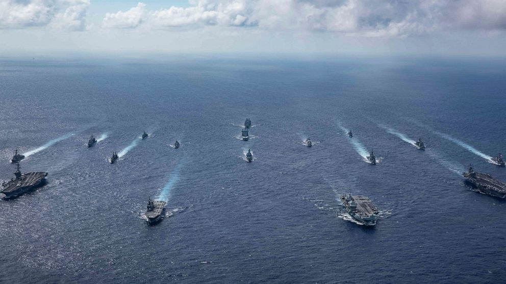 Taiwan tensions raise fears of US-China conflict in Asia