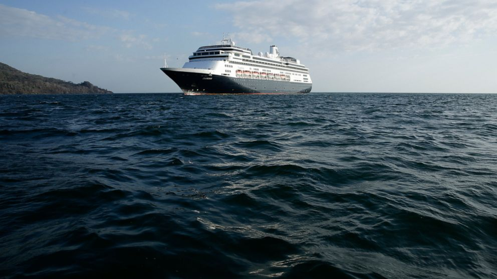 Stranded ship awaits Panama passage, faces doubts in Florida
