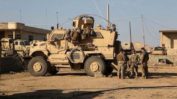 No coalition troops hurt in rocket attack at Iraq base