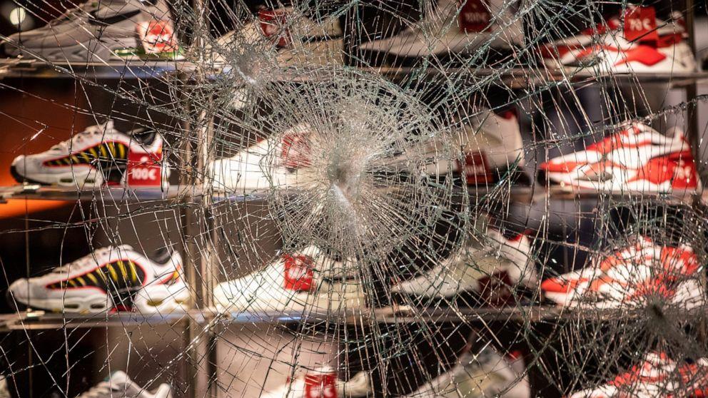 Drug check in Germany sparks attacks on police, vandalism thumbnail
