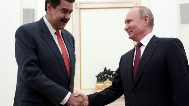EU slaps sanctions on 7 more in Venezuela over rights abuses