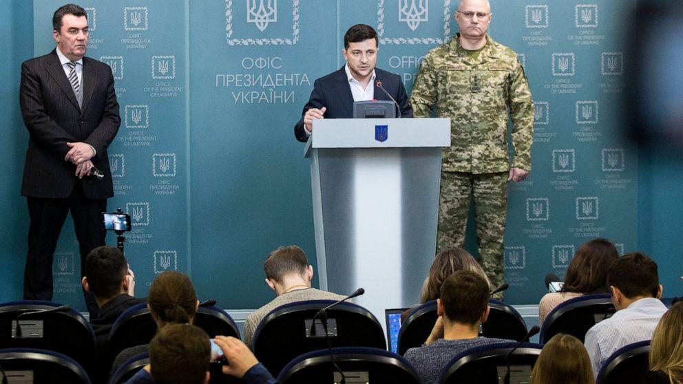 Κυβερνητικά στρατεύματα και αντάρτες ανταλλαγή πυρός στην ανατολική Ουκρανία