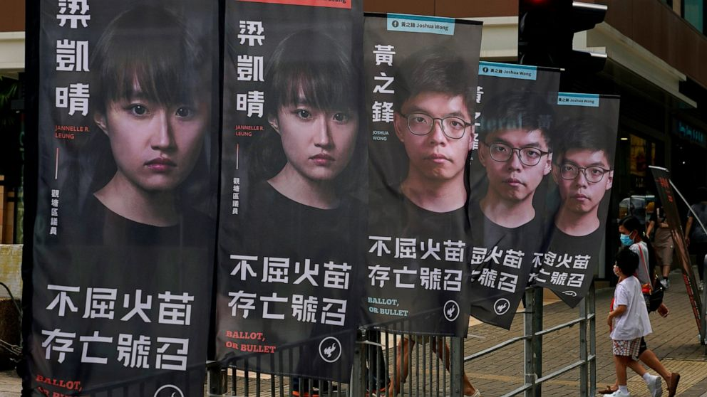 Hong Kong Government Charges 47 Democracy Activists With Violating National Security Law