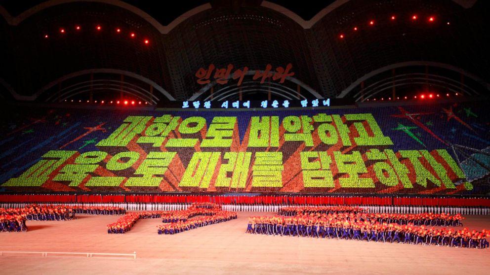 North Korea says it won't surrender to US-led sanctions
