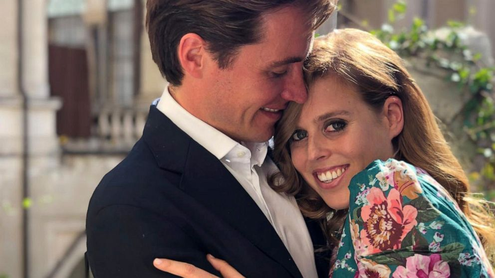 Uk S Princess Beatrice Engaged To Real Estate Entrepreneur Abc News