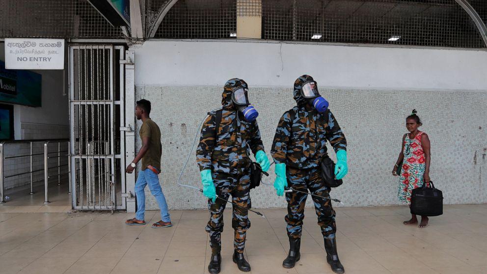 Sri Lanka Extends 3-Week Shutdown Extended