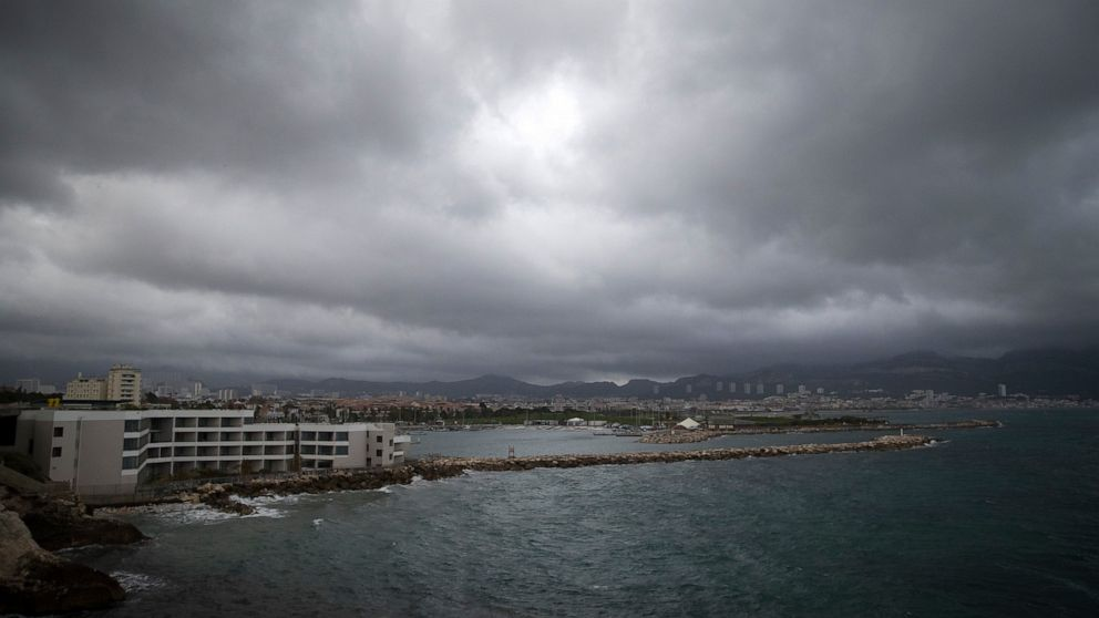 Rescuers among 5 dead in storms on French Riviera