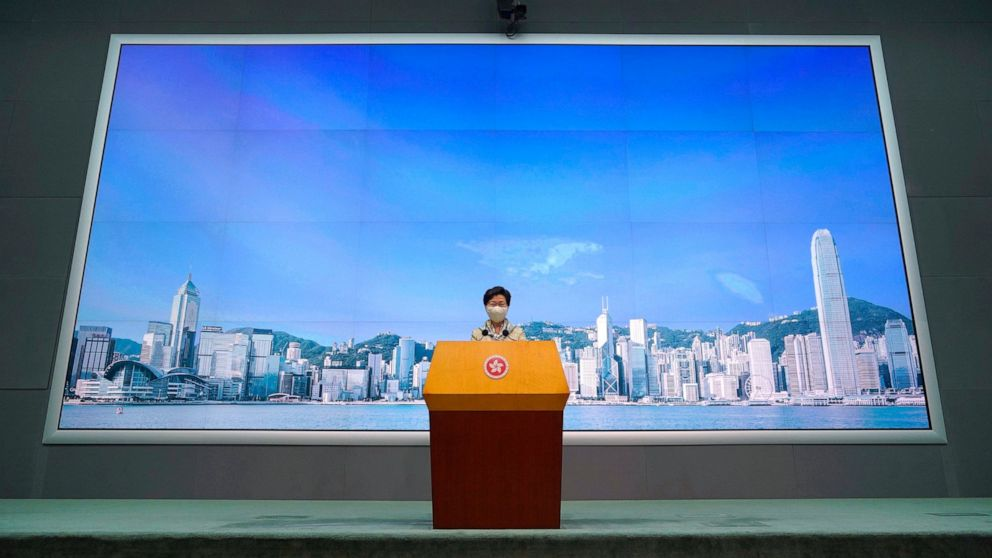 Reports: China passes nationwide safety regulation for Hong Kong thumbnail