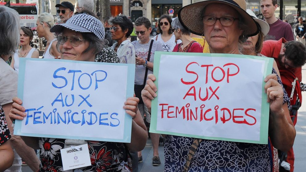 France: Macron vows to protect women from abusive partners thumbnail