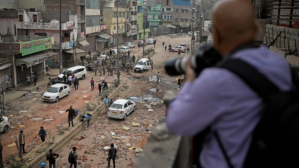 Attacks On Indian Reporters Highlight Growing Intolerance