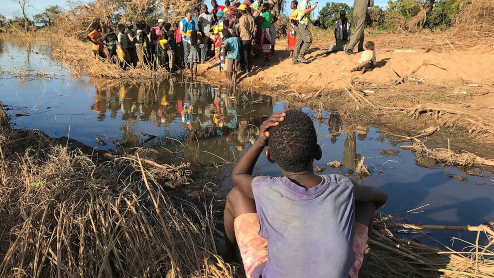 After cyclone and cholera, Mozambique now battles hunger