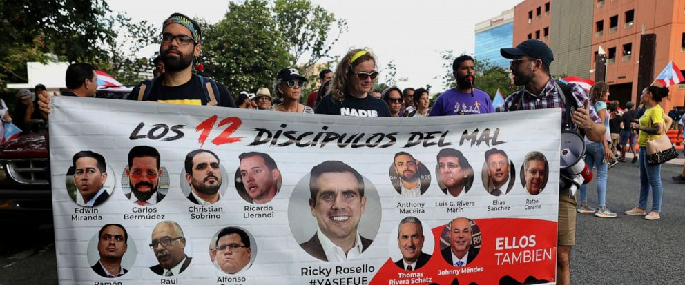 Image result for The Puerto Rican Protests: A Lesson in Trumpism - By Michael Novakhov