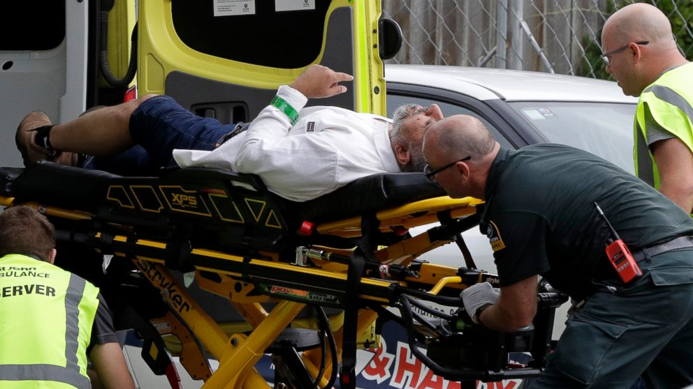 New Zealand Shooting Livestream Photo: New Zealand Shooter Steeped Attack In Dark Internet