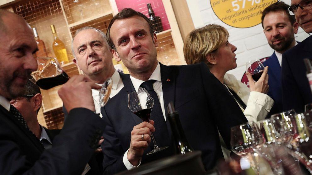 At Paris farm fair, Macron vows to protect EU ag subsidies