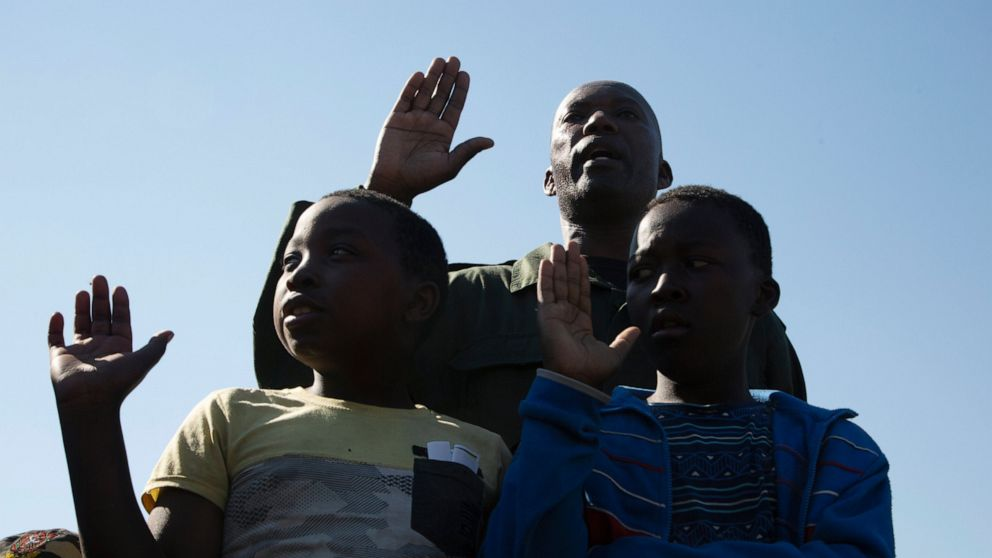 South Africa marks anniversary of Soweto student protests