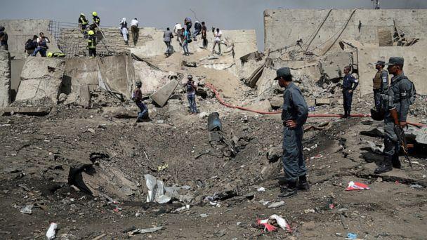 Afghanistan News Videos Abc