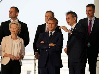 Europe's Med leaders pledge cooperation on climate, security