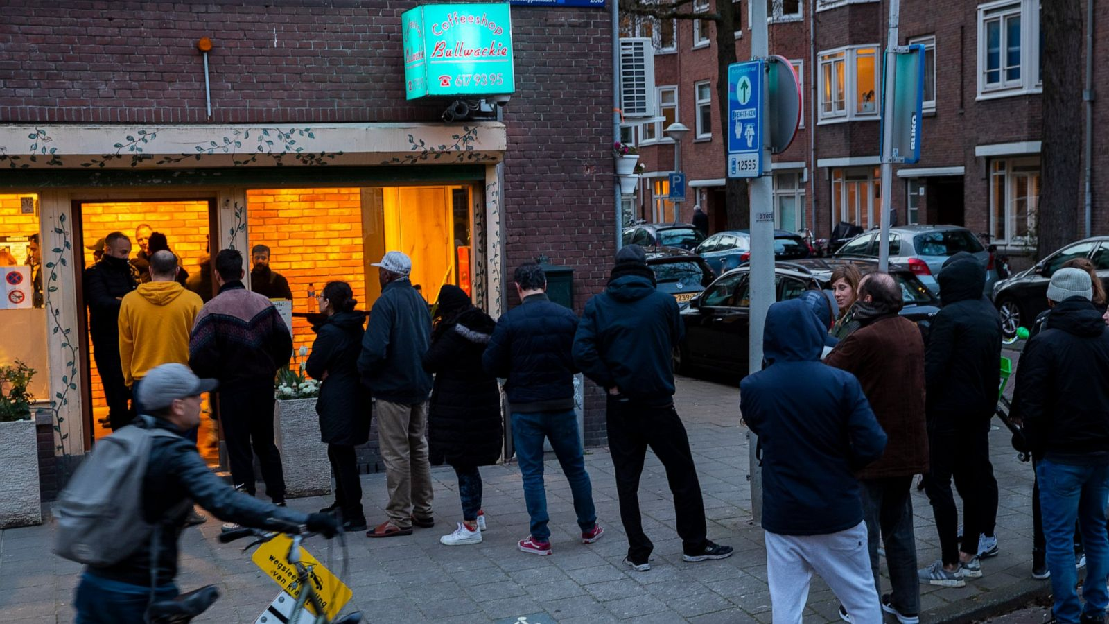 Up In Smoke Coronavirus Closures Hit Dutch Coffeeshops
