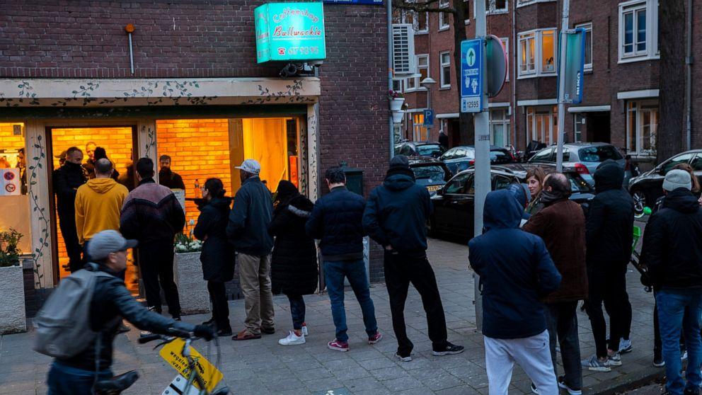 Up in smoke: Coronavirus closures hit Dutch coffeeshops