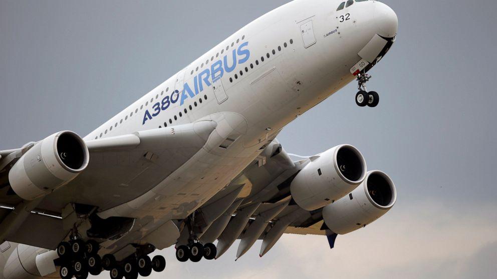 Η Airbus παρουσιάζει απώλεια για το 2019 που οφείλονται σε μεγάλο δωροδοκία οικισμού
