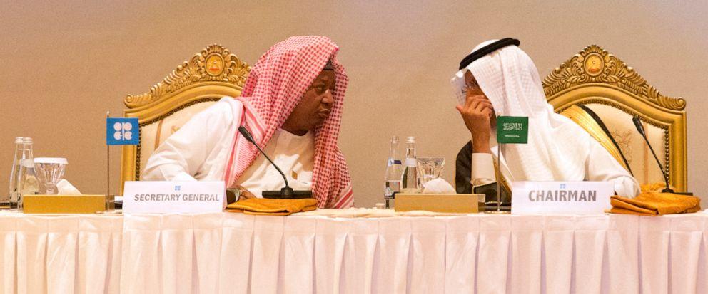 Mohammed Barkindo, Prince Abdulaziz bin Salman