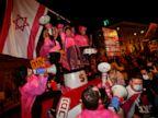 Hundreds protest outside Israelí leader's Jerusalem home